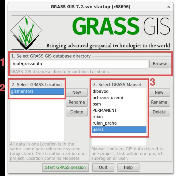 GRASS GIS — GISMentors: ISPRS Congress 2016 Summer School